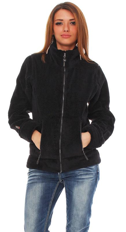 dx by killtec damen fleecejacke ibone sweater teddy fleecejacke jacke. Black Bedroom Furniture Sets. Home Design Ideas