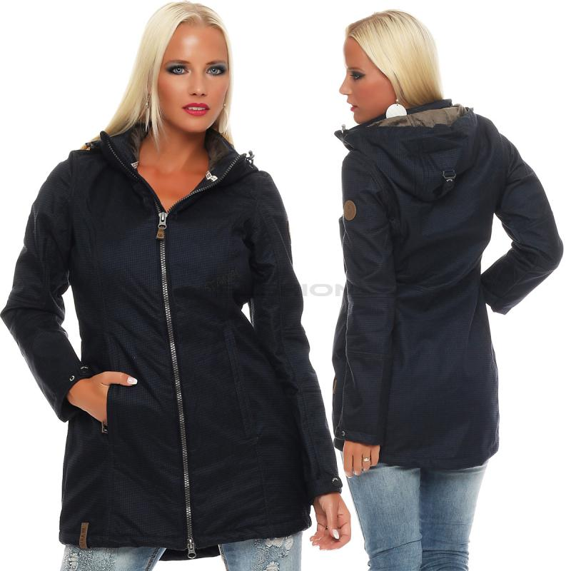 g i g a dx by killtec damen softshell parka mantel zarie. Black Bedroom Furniture Sets. Home Design Ideas