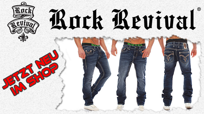 Rock Revival Jeans in Deinem Streetwear Onlin