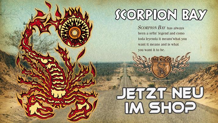 Scorpion Bay in deinem Streetwear Onlineshop