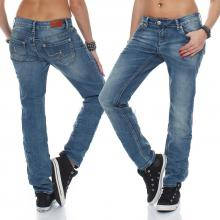 Blue Monkey Damen Jeans Mandy BM5102