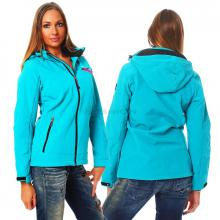 Killtec Damen Softshelljacke Soft Shell Jacke Damenjacke...