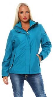 Killtec Damen 3 in 1 Funktionsjacke Softshelljacke...