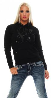 Scorpion Bay Damen Sweatshirt Kapuzensweater WFE3216
