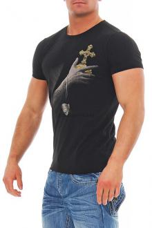 Tee Library Herren T-Shirt THE EMPEROR´S NEW CLOTHES