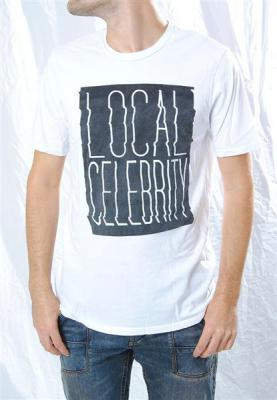 Local Celebrity Herren T-Shirt WAVE Größe XL