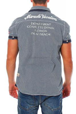 m o d herrenhemd herren hemd kurzarmhemd shirt herrenshirt. Black Bedroom Furniture Sets. Home Design Ideas
