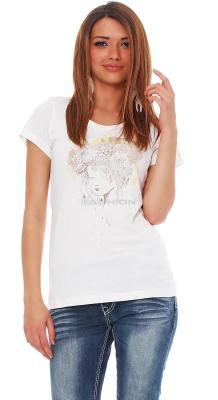 Tee Library Damen T-Shirt Ophelia S