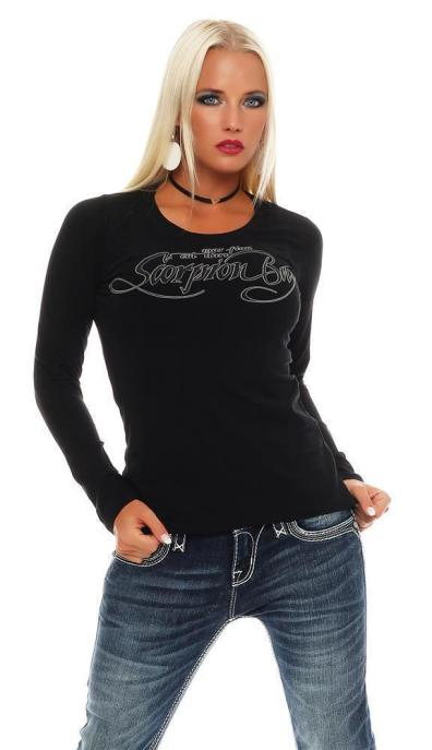 Scorpion Bay Damen T-Shirt WTE3200 XS