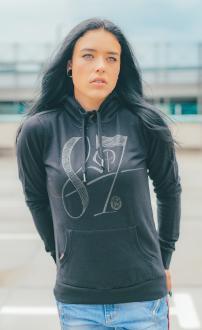 Scorpion Bay Damen Sweatshirt Kapuzensweater WFE3216