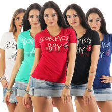 Scorpion Bay Damen T-Shirt WTE3325