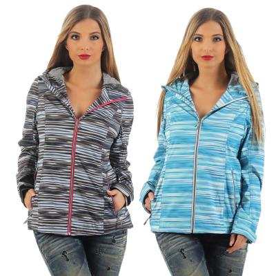 Killtec Damen Soft Shell Jacke Outdoor Jacke SJANA