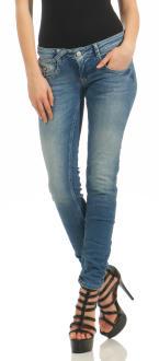 M.O.D Damen Jeans Hose MARIA Douala Blue W33 L 30