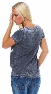 Local Celebrity Damen T-Shirt Shirt Kurzarmshirt So Ny