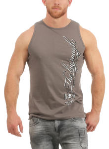 Gorilla Biker Herren T-Shirt Muskelshirt Free Spirit GB31