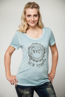Key Largo Damen T-Shirt WT COLLEGE round