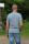 M.O.D Herren T-Shirt Kurzarmshirt TS 817 Marine Größe L