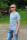 M.O.D Herren T-Shirt Kurzarmshirt TS 817 Dusty Blue Größe XXL