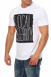 Local Celebrity Herren T-Shirt Shirt Kurzarmshirt...