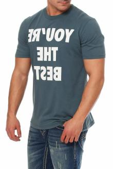 Local Celebrity Herren T-Shirt Kurzarmshirt Shirt  YOU`RE...