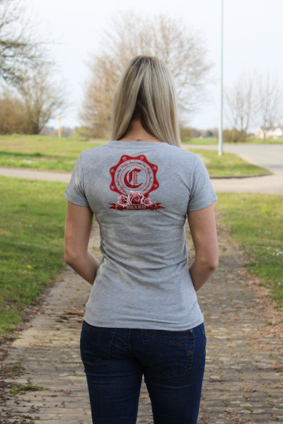 Mafia & Crime Damen T-Shirt Sin and Crime 395 L