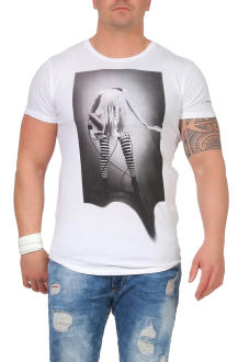 Religion Herren T-Shirt ROCK STAR CURVE - 48BRSF30013