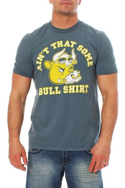 Local Celebrity Herren T-Shirt BULL SHIRT Größe L