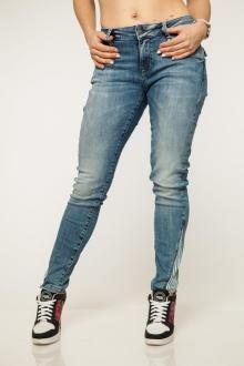 Miracle of Denim Damen Jeans ESTHER Skinny 7/8 W32