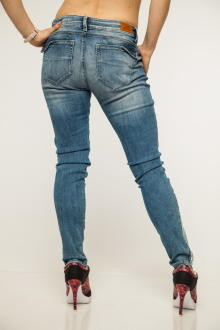 Miracle of Denim Damen Jeans ESTHER Skinny 7/8 W34