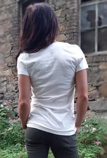 Tee Library Damen T-Shirt Sphinx S