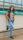 Jewelly Baggy Damen Jeans Stretch Denim Skinny JW6221 XS/34