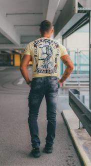 Fact of Life Herren T-Shirt Duck till Dark