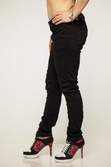 Buena Vista Damen Jeans Hose Anna C Stretch Twill black XS