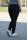 Buena Vista Damen Jeans Hose Tummyless stretch black XS