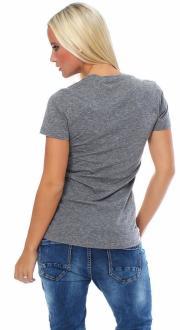 Local Celebrity Damen T-Shirt SELF MADE Größe M