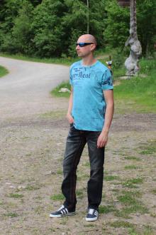 Rusty Neal Herren Jeans dark grey