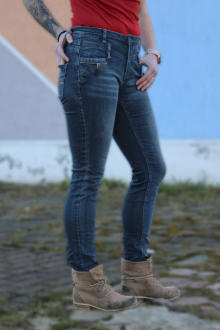 Buena Vista Damen Jeans Florida - Z - stretch Denim...