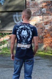 Fact of Life Herren T-Shirt Knock em out L