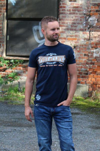 Fact of Life Herren T-Shirt Knock em out XL