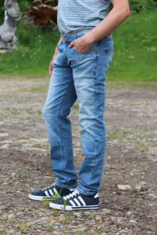 Blue Monkey Herren Jeans David
