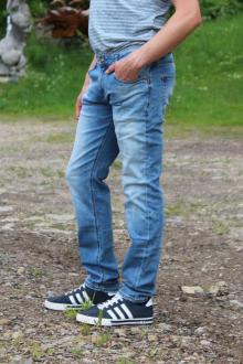 Blue Monkey Herren Jeans David L34 W32