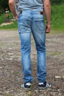 Blue Monkey Herren Jeans David L34 W34