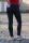 Buena Vista Damen Jeans Kim Stretch Twill - black L