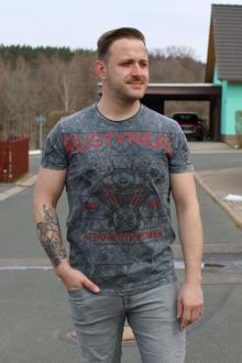 Rusty Neals Herren T-Shirt ATTRACTIVE POWER