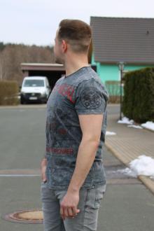 Rusty Neals Herren T-Shirt ATTRACTIVE POWER 3XL