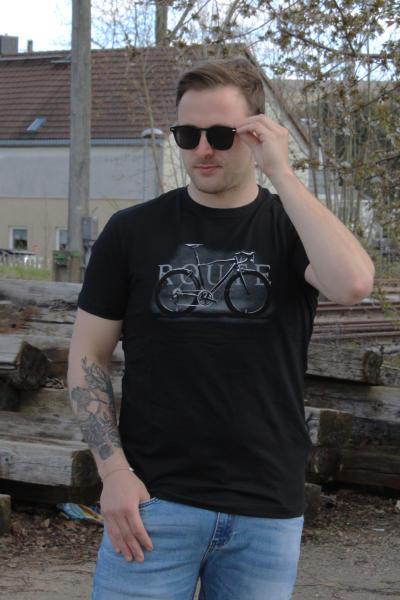 Volcano Herren T-Shirt T-Route schwarz L