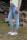 Buena Vista Damen Jeans Kim 7/8 stretch Denim bleach destroy