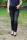 Buena Vista Damen Jeans Florida stretch Denim black Destroyed XL