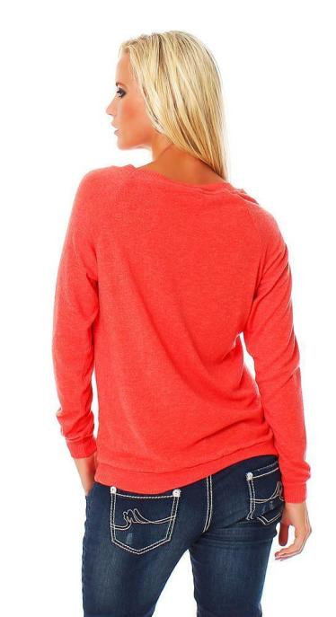 Local Celebrity Damen Shirt, Longsleeve, Pullover AUSTIN STONES LOUNGER  Größe M