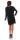 Religion Damen Kleid Damenkleid Longshirt Partykleid Dress Anarchi B131AND36